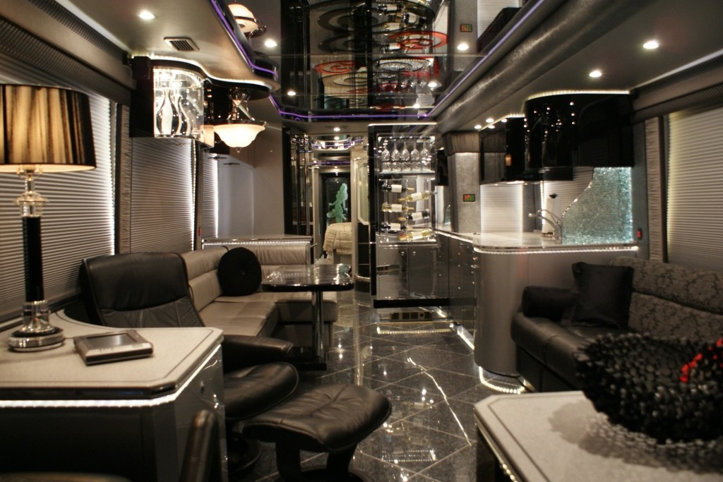 luxury used rv
