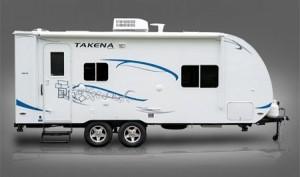 chalet travel trailer