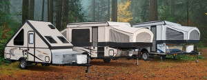 coachmen pop up trailers